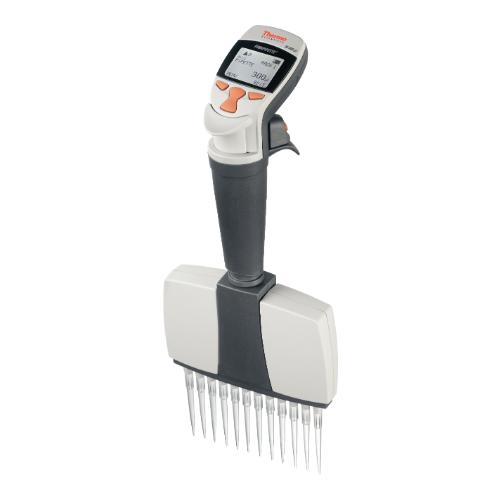 finnpipette novus electronic multichannel pipettes